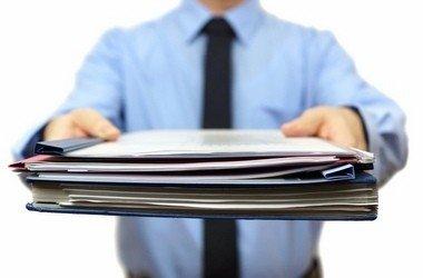 Подача документів